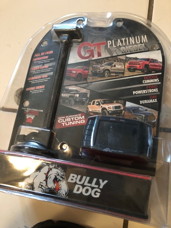 Bully Dog 40420 >> Bully Dog Triple Gt Diesel Tuner 40420 With Lockout Feature