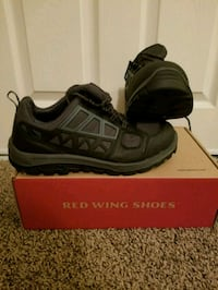 Red wing steel toe shoes Carson