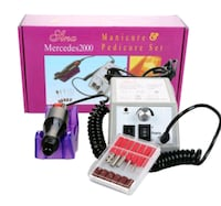 Portable manicure and pedicure electric drill set Palmdale, 93552