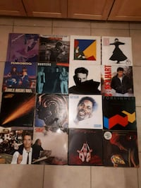 Mixed vinyl records Brampton, L6T 1J3