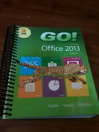 Go! Office 2013 Mountain Top, 18707