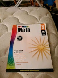 Spectrum Math For 5th Grade