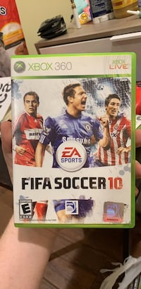 Fifa 10 (X Box 360) Washington, 20016