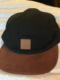 OBEY Black&Brown Five Panel Imperial, 92251