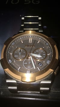 Boss watch w/box and links Vancouver, V5R 4G7