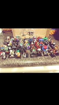 63 legos make a offer or 2 each