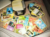 POKEMON CARDS FOR SALE (OVER 450) IN THE TIN   552 km