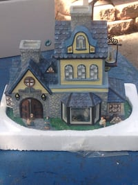 PartyLite Candle Shoppe Tealight House