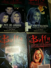 Buffy contre les vampires Saint-Pie, J0H 1W0