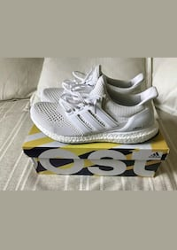 Adidas ultra BOOST 1.0 triple white Hanover, 30625