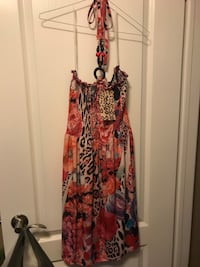 Brand new with tags ladies dress size S-M Toronto, M6B 1N6