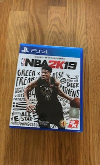 NBA 2K19 PS4 Boston