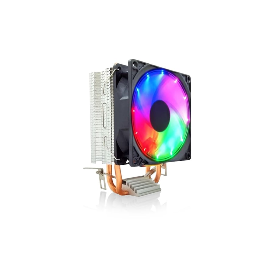 SNOWMAN - M200 CPU FAN RAİNBOW 1