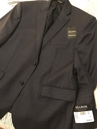 black notch lapel suit jacket Gaithersburg, 20878
