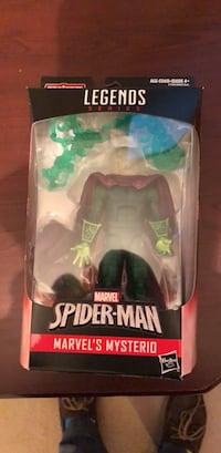 Mysterio Marvel Legends Gainesville, 20155