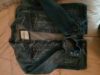 due jeans denim blu e neri Limbiate, 20812