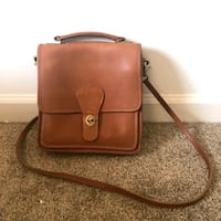 Vintage Coach bag vintage Belcamp
