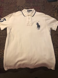 Men's Ralph Lauren Polo Shirt Waldorf, 20601
