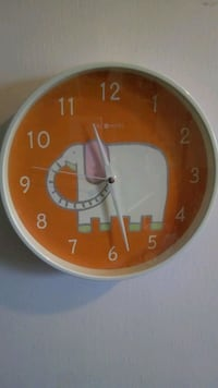 Kids wall clock Toronto, M1L 3Z3