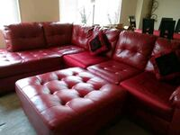 Total 3-Piece Sectional with Ottoman Fort Belvoir