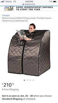 Portable Sauna North Las Vegas, 89030