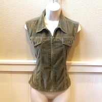 Awesome Sigrid Olsen vest in great condition. Sz 8 Las Vegas, 89134