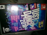 Just Dance 2 Xbox 360 game case Lorton, 22079
