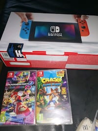 Nintendo switch  Oslo kommune, 1168