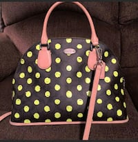 Authentic Coach Purse & Matching Wallet Warner Robins, 31093