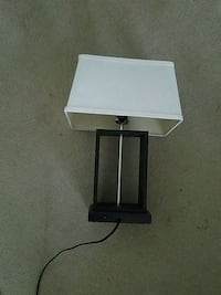 white and black table lamp Harrisburg