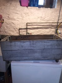 Vintage crate from The City Bananna co Penn, 15675