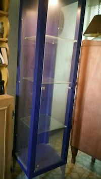 blue and white wooden cabinet Campbell, 95008