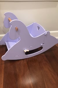 Toy Rocking Horse sit and rock for kids