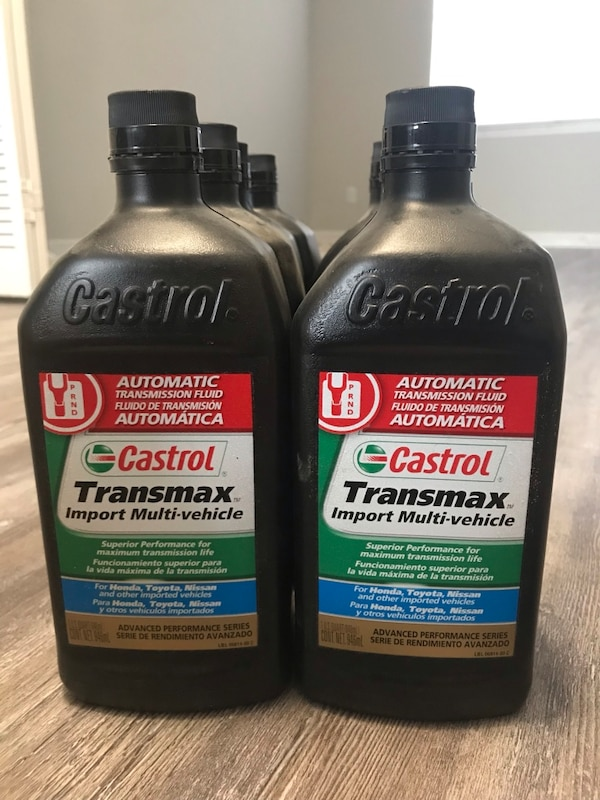 Castrol Transmax Import Multi-vehicle ATF