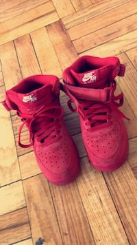 All red air forces  Toronto, M4A