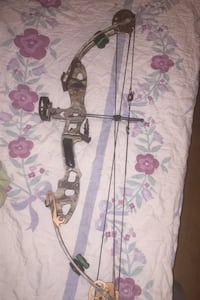 Alpine compound bow