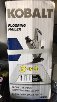 Flooring nailer new never used