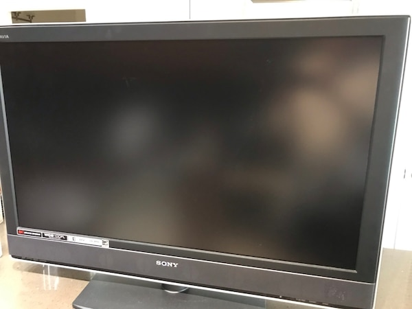 "40"" Sony Television TV"