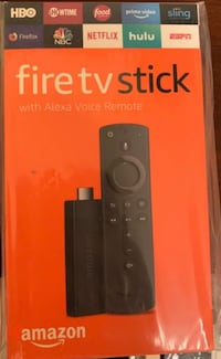Fire TV Stick with a Alexa Voice Remote Philipstown, 10524