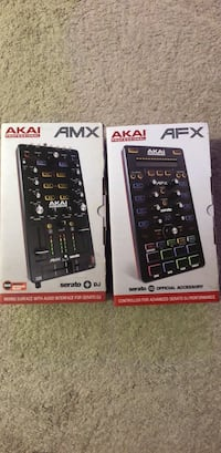 Akai AMX and AFX Chicago, 60611