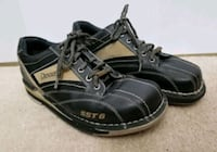 Dexter SST6 bowling shoes and Pro Release bowling brace