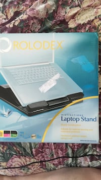 Laptop stand by Rolodex (new) 126 mi