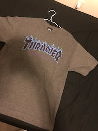 Men's thrasher shirt size medium  Milton, L9E