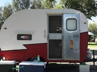 1958 Friendship vintage trailer Covina, 91724