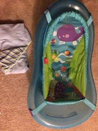 Infant bath tub w removable sling Gainesville