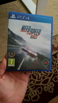 PS4 ....Need For Speed Rivals,... Takas olur.... Namık Kemal Mahallesi, 34513