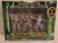 Lord of the Rings Action Figures Putnam Valley