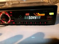 sony cd car stereo  Woodbridge, 22193