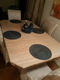 brown wooden 3-piece nesting table set East Hartford, 06108