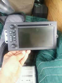 03-06 GMC/ Cadillac Escalade touch screen